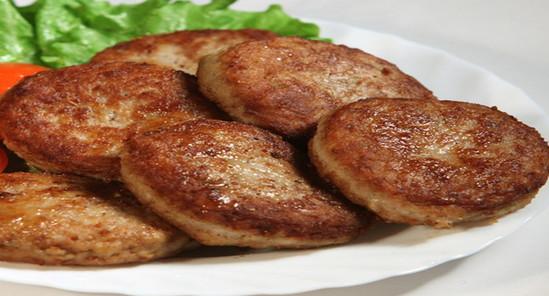 котлеты из говяжьей печени с манкой рецепт с фото
