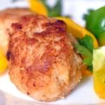 Вкусные котлеты для детей из куриного филе