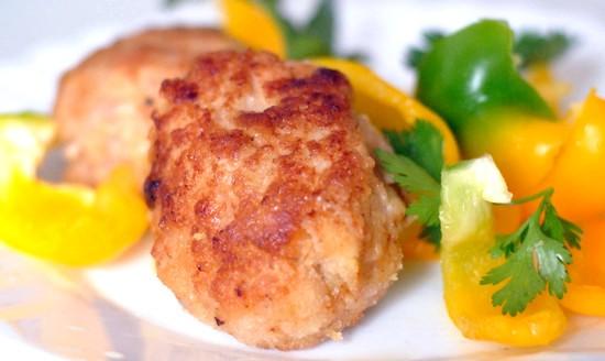Рецепт приготовления куриных котлет из грудок