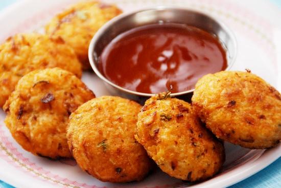 Картофельно капустные котлеты рецепт с фото